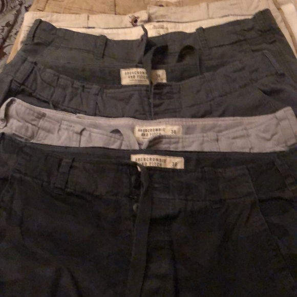 12c532761f Abercrombie & Fitch Shorts | Abercrombie And Fitch Cargo | Poshmark